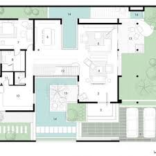 u shaped house plans. Modern House Plans Thumbnail Size U Shaped Plansh Courtyard Pool Central For Narrow Mediterranean