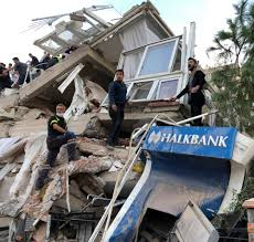 Latest earthquakes in the world. 27 Killed Over 800 Injured As Strong Earthquake Hits Turkey Greek Islands World News