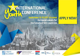 Design Conference 2017 Europe International Youth Conference European Values For The