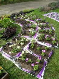 garden in a bag. When I Wanted To Break New Ground For A Garden Bed, Would Buy Bag Of Potting Soil. Use Jungle Growth Mix Commercial Soil Because It\u0027s Organic If In