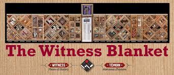 Witness Blanket Logo image