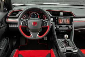 2018 honda civic interior. Plain Civic 20172018 Honda Civic Type R Turbo Review Of Specs  Ru0026D Development   More To 2018 Honda Civic Interior