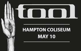 Tool Hampton Coliseum