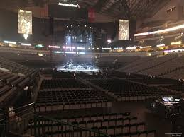 American Airlines Center Section 114 Concert Seating