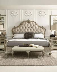 tufted bed. Ventura Tufted King Bed O