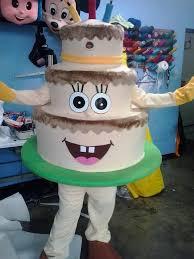 Cake Mascot Costume Adult Cake Costume Mascotcostumes