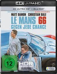The 71st 24 hours of le mans (french: Uhd Blu Ray Kritik Le Mans 66 Gegen Jede Regel 4k Review