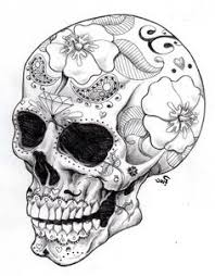 Small Picture profile sugar skull creativity Pinterest Sugar skulls