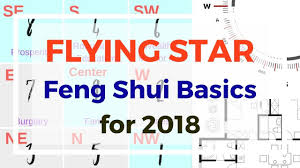 How To Use Flying Star Chart Flying Star Feng Shui Basics Find The Facing Direction And Using 2018 Chart