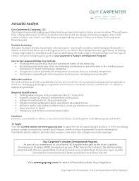 Actuary Resume Adorable Actuary Resume Template Calvarychristian