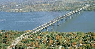 Image result for hudson river bridge on I 90
