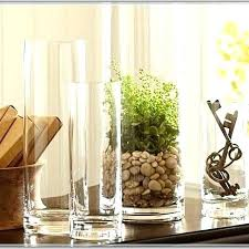 clear vase centerpiece ideas square glass vase centerpiece ideas