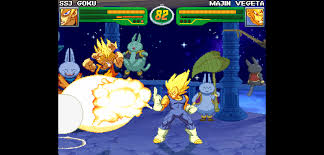 bad fan made dragon ball z fighter