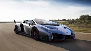 Lamborghini Veneno (Top Speed: 221 Mph)