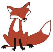 Image result for clip art fox