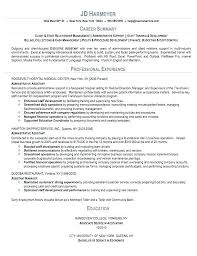 Administrative Assistant Resume Objective Sample Administrative Assistant Resume Samples Office Administrator Sample 58