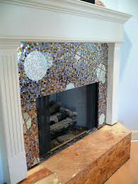 lovely tile fireplace surrounds or tile fireplace surround mosaic mirror inspiring ideas 31 tile fireplace surround