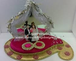 Indian Wedding Tray Decoration Indian Wedding Ring Trays Unique Wedding Ideas 92