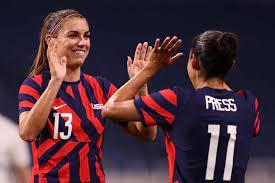 2021 Olympics: USWNT soars to 6-1 win ...