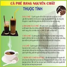 Cà Phê ARABICA - Rang Mộc Nguyên Chất (Gói 1000gr) - Dạng Hạt Pha Máy Hoặc  Pha Phin - Coffee New