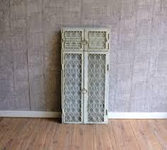 Ziervortür Kachelofen Kamin Kamintür Lamellen Tür Ofen Weiß