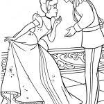 Small Picture Cinderella Coloring Pages Online Free Games Archives Best Coloring