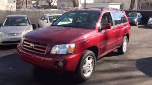 2007 Toyota Highlander Limited V6 4WD - With Loop Control ...