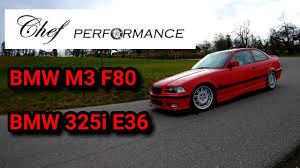 All BMW Models 95 bmw m3 : Chef Performance - BMW M3 F80 16' und 325i E36 95' - YouTube