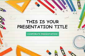 Formal Ppt Templates 50 Best Free Powerpoint Templates On Behance