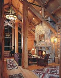 dazzling log home decorating ideas cabin decor howstuffworks
