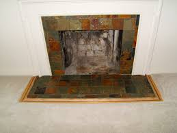 travertine tile fireplace surround projects using how to raised hearth good decoration for living room areas