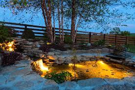 koi pond lighting ideas. Koi Pond Lighting Ideas