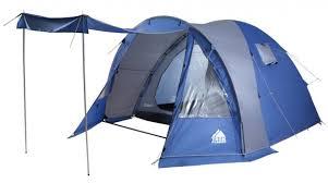 <b>Палатка TREK PLANET Ventura</b> Air 5, синий/серый 70232