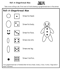 Small Picture Gingerbread Man Coloring Sheet or Pattern A to Z Teacher Stuff