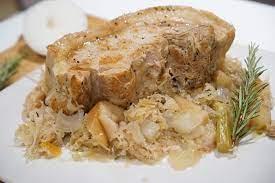 instant pot pork sauer recipe