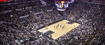 Spurs Stadium Seating Chart San Antonio Spurs Seating Chart Map Seatgeek