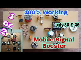 mobile phone signal booster how to