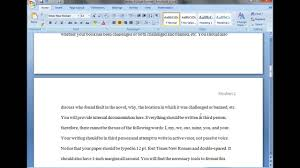 research what should my research paper look like