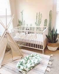 desert themed baby room