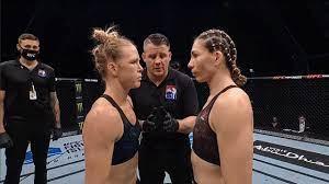 Holly Holm vs Irene Aldana full fight ...