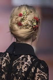 Dolce Hair Design Dolce Gabbana Clpa Bis At Milan Fashion Week Fall 2015 In