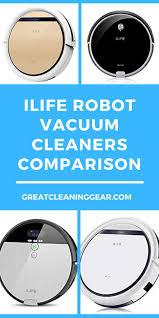 Vacuum Comparison Chart Ilife Comparison Chart Ilife Robot Vacuum Cleaner Review