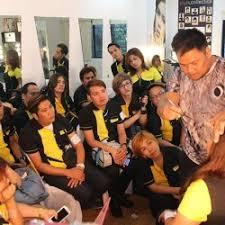 ystilo salon celebrates 17th anniversary introducing its own makeup line
