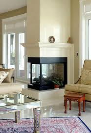 Living Room With Fireplace Design 25 Best Ideas About 3 Sided Fireplace On Pinterest Double