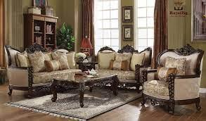 maharaja antique style sofa set royalzig