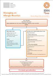 sample safety plan managing an allergic reaction sample emergency plan