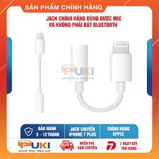 Jack Chuyển Tai Nghe iPhone 7 Plus Chính Hãng Apple