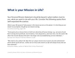 How to Write a Personal Mission Statement   Step by Step Guide thevictorianparlor co