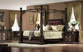 Tag Archived Of Canopy Bed Curtains Diy : Appealing Victorian Style ...