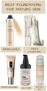 best foundations skin